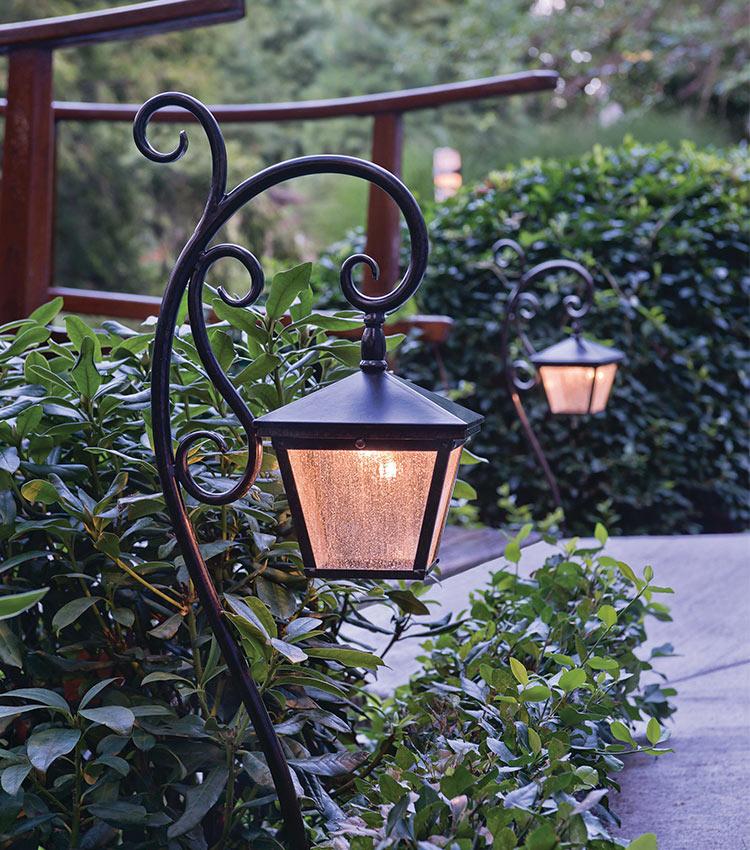 how to choose outdoor lighting fixtures