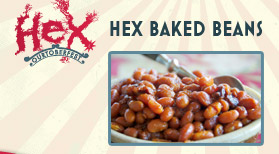 Hex Baked Beans