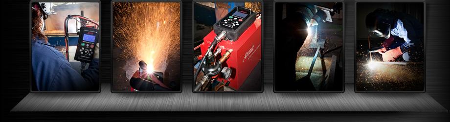 Arcair-Matic N7500 Application Images