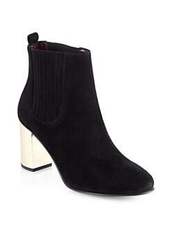 Opening Ceremony - Brenda Suede Ankle Boots