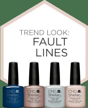 TREND LOOK: FAULTLINES