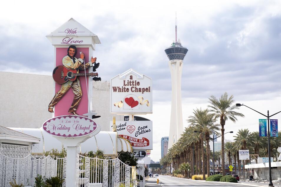Las Vegas Heiraten Metropolen Kultur Planet Wissen