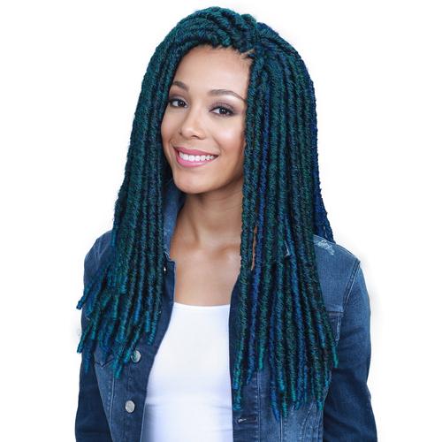 Bobbi Boss Synthetic Hair Crochet Braids Bomba Dreadlocks