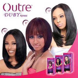 human hair blend weave outre duby xpress 10 samsbeauty