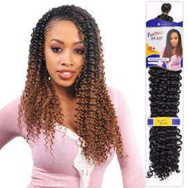 freetress synthetic hair crochet braids water wave 22 samsbeauty