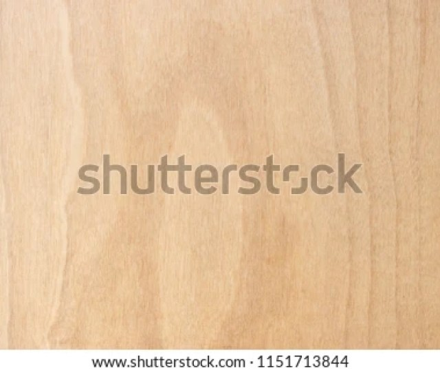 Table Top View Of Wood Texture Over White Light Natural Color Background Brown Clean Grain