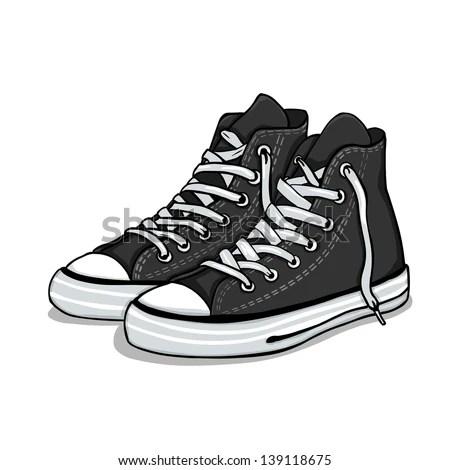 Bukan Kisah Kasih Di Sekolah : Sepatu Warrior