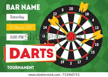 Dartboard Vector Illustration 123Freevectors
