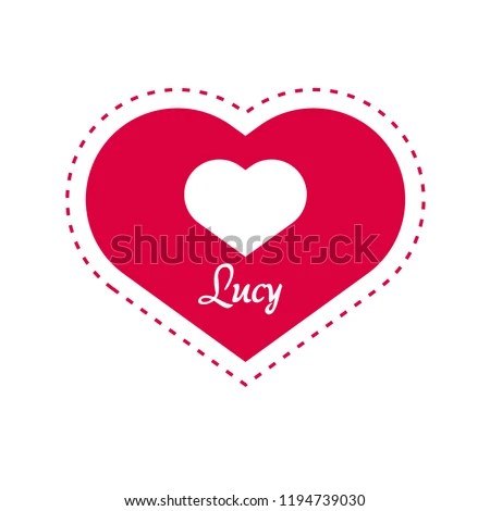 Download I Love Lucy logo vector