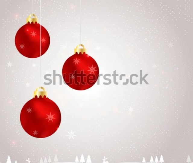 New Years Greeting Card Vector Illustration Happy New Year  And Merry Christmas For Greeting