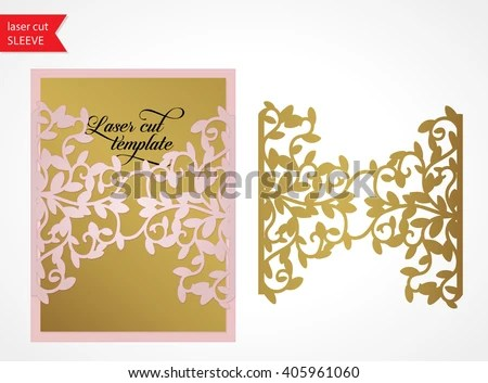 Wedding Card Invitation Templates collection of fashion trends – Calligraphy Stencils for Wedding Invitations