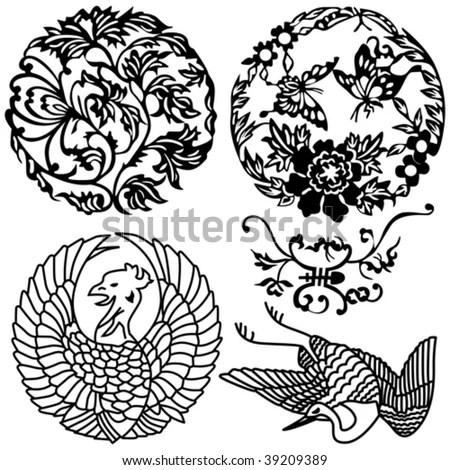 tattoo. ancient. animal. automotive