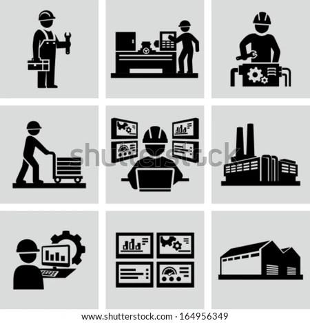 Engineering Workshop Industrial Operation Factory