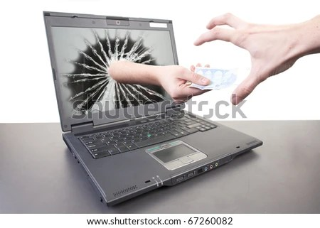 Image result for cyberspace, the space within a computer screen
