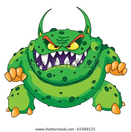 Green Moster