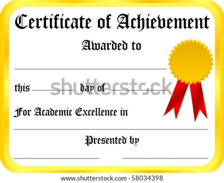 word certificate template 31 free download samples examples – Army Certificate of Achievement Template