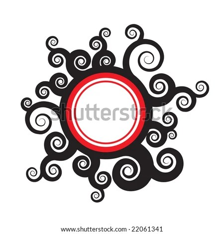 swirl. tattoo. texture