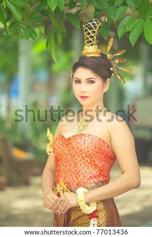 Thailand Clothing For Girls