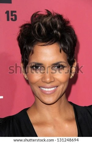 "Halle Berry at ""The Call"" World Premiere, Arclight, Hollywood, CA 03-05-13 - stock photo"