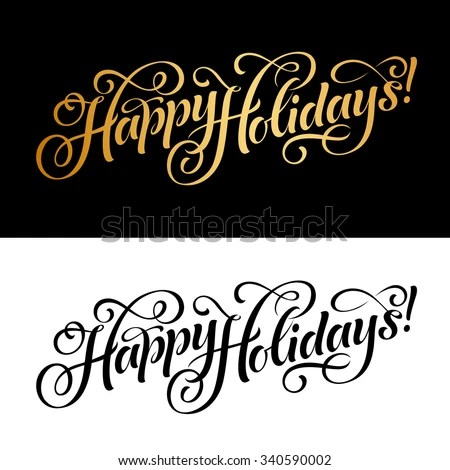 Vector Happy Holidays Wallpaper Download Free Vector Art