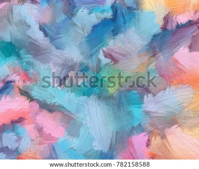Abstract Texture Background Art Wallpaper Artistic Artwork Colorful Digital Painting Stock