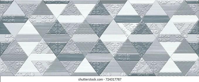 https www shutterstock com image illustration digital tile design idea ceramic wallpaper 724317787