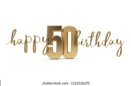 50th Birthday Images Stock Photos Vectors Shutterstock