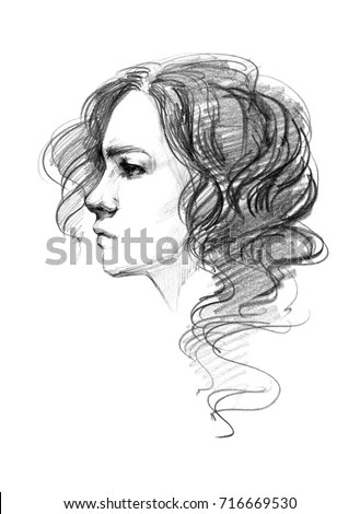 Cute Girl Pencil Drawing Images Pin By Shahnaz Shirin On
