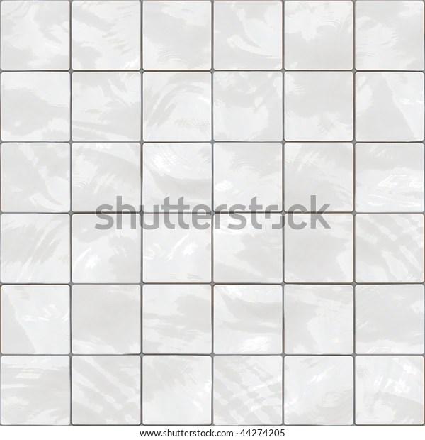 https www shutterstock com fr image illustration shiny seamless white tiles texture 44274205