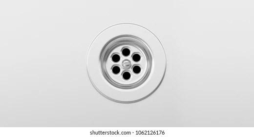 https www shutterstock com image illustration stainless steel sink background plug hole 1062126176