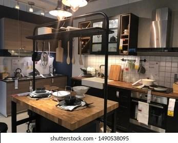 Ikea Kitchen Images Stock Photos Vectors Shutterstock