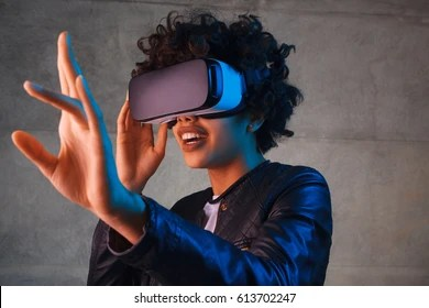 Virtual Reality Images, Stock Photos & Vectors | Shutterstock