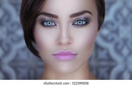 Grey Eyes Images Stock Photos Vectors Shutterstock