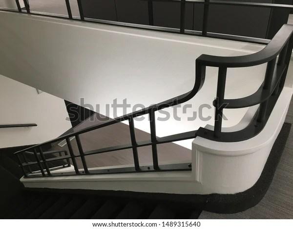 Decorative Midcentury Modern Dark Iron On Stock Photo Edit Now   Mid Century Modern Stairs   Modern Craftsman   Design   Modern Middle House   Industrial Modern   Lighting