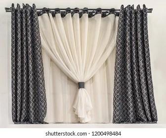 https www shutterstock com image photo design small window modern style combined 1200498484