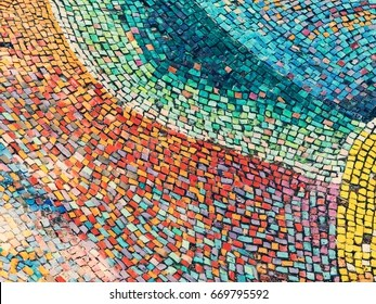 https www shutterstock com image photo detail beautiful old collapsing abstract ceramic 669795592