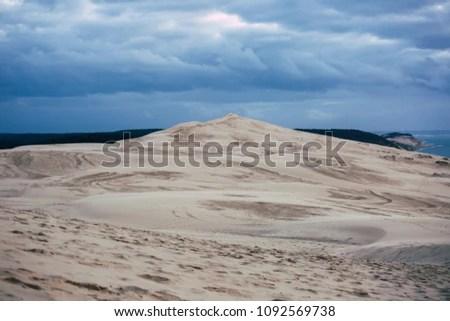 dune of pilat travel destination vacation bordeaux southern france