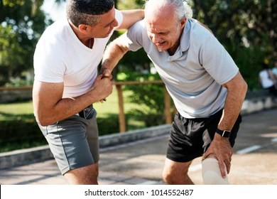 Knee Injury Images, Stock Photos & Vectors | Shutterstock