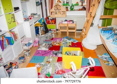 Messy Kids Room Images Stock Photos Vectors Shutterstock