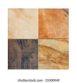 https www shutterstock com image photo four marble tiles samples different colors 25500949