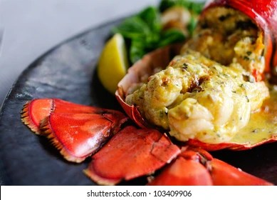 Lobster Dinner Images, Stock Photos & Vectors | Shutterstock