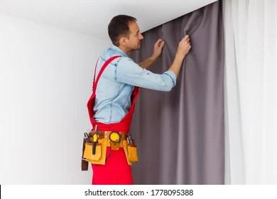 https www shutterstock com image photo handy man home installation repair service 1778095388