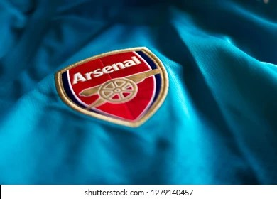arsenal fc logo vector eps free download
