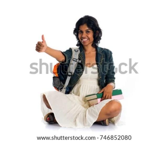 Indian Teenage College Girl