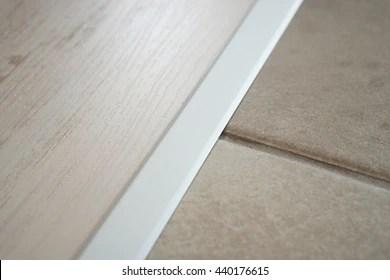 laminate tile transition aluminium