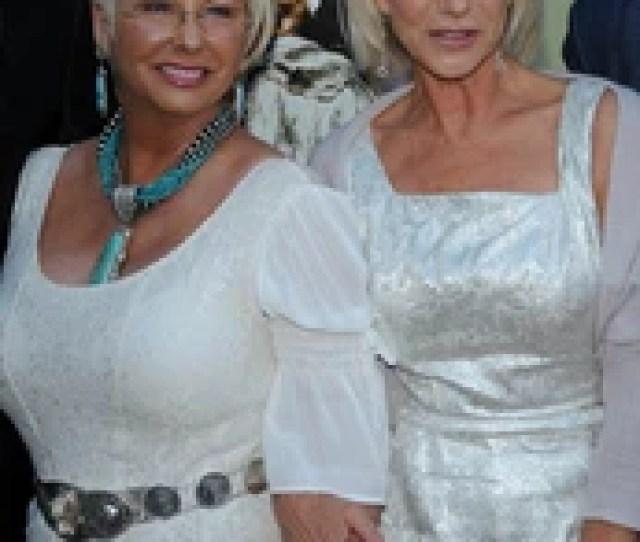Madam Susan Austin And Helen Mirren At The Love Ranch Los Angeles Premiere