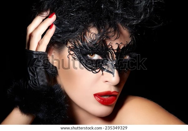 Masquerade Pretty Short Hair Gorgeous