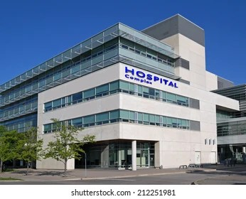 Hospital Building Images Stock Photos Vectors Shutterstock