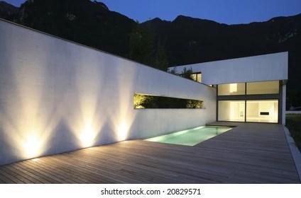 https www shutterstock com image photo modern house 20829571