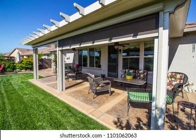 https www shutterstock com image photo modern rear yard patio furniture 1101062063